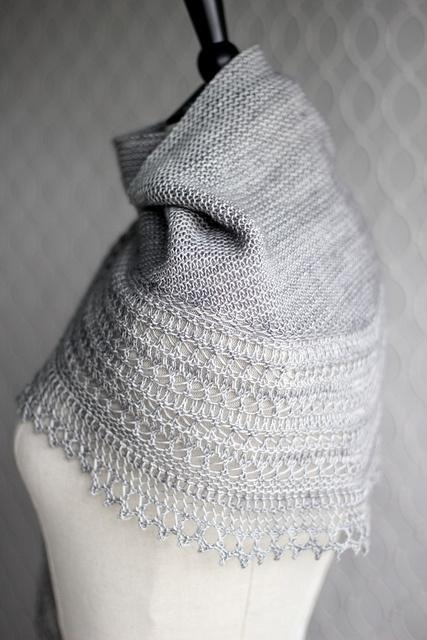 Henslowe pattern (Owlish on Ravelry) - gorgeous and simple
