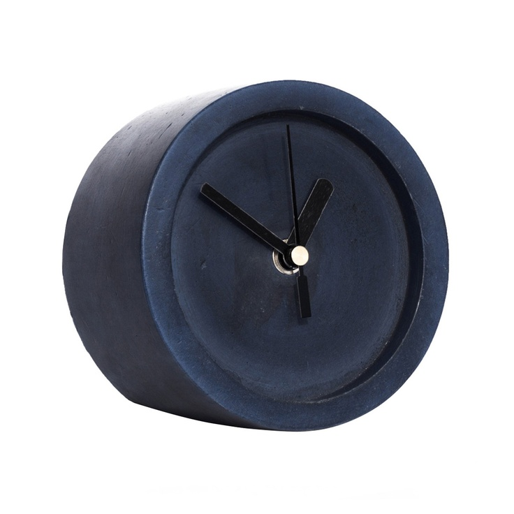 eu.Fab.com | Table Clock Blue