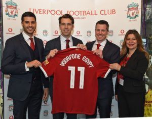 Vodafone Egypt has signed with Liverpool the English for football fans in Egypt English Premier League Liverpool Mohamed Salah News Special Vodafone Vodafone Egypt | #Tech #Technology #Science #BigData #Awesome #iPhone #ios #Android #Mobile #Video #Design #Innovation #Startups #google #smartphone |