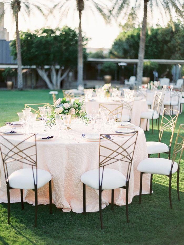 Modern Romance at the Arizona Biltmore | Best Wedding Blog