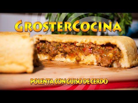 COMO HACER POLENTA CON GUISO DE CERDO EP. 51 - YouTube