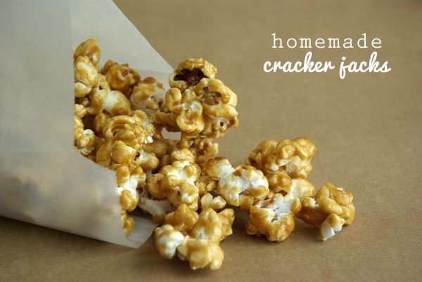 Oleander and Palm: Circus Birthday Party - Homemade Cracker Jacks