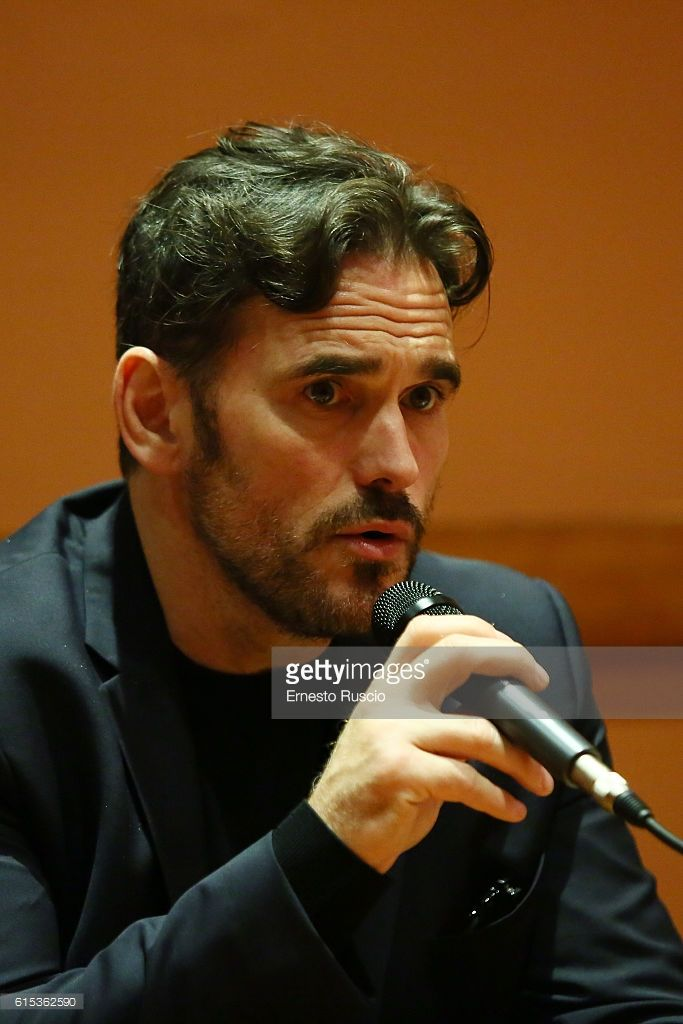 Matt Dillon attends a press conference during the 11th Rome Film Festival at Auditorium Parco Della Musica on October 18, 2016 in Rome, Italy.