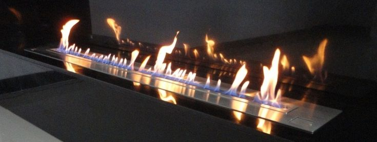 Ethanol fireplaces compliments the decor with stylish design fireplaces