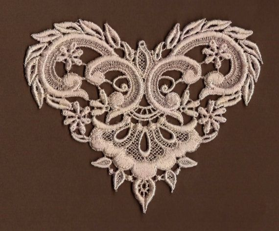 Victorian lace heart tattoos you uneasy