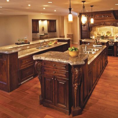 Images Of Old World Kitchens | Old World Kitchen Designs