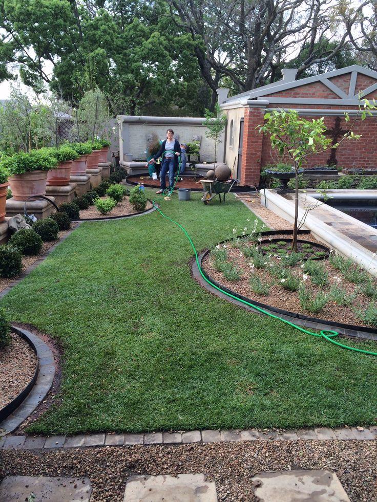 Revamped garden By Garden Bleu