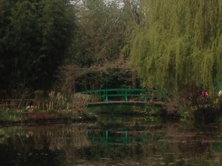 Monet's garden, Giverny (France)