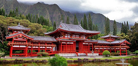 88 Temple Circuit (Japan) >> On the Japanese island of Shikoku there are 88 temples, a number equal to the evil human passions as defined by the Buddhist doctrine. If you want to free yourself from every one of these passions in a single hit, you can do so by completing the 88 Temple Circuit.