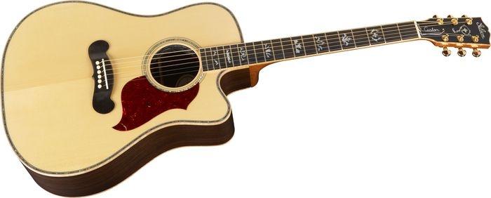 custom 7 string guitars