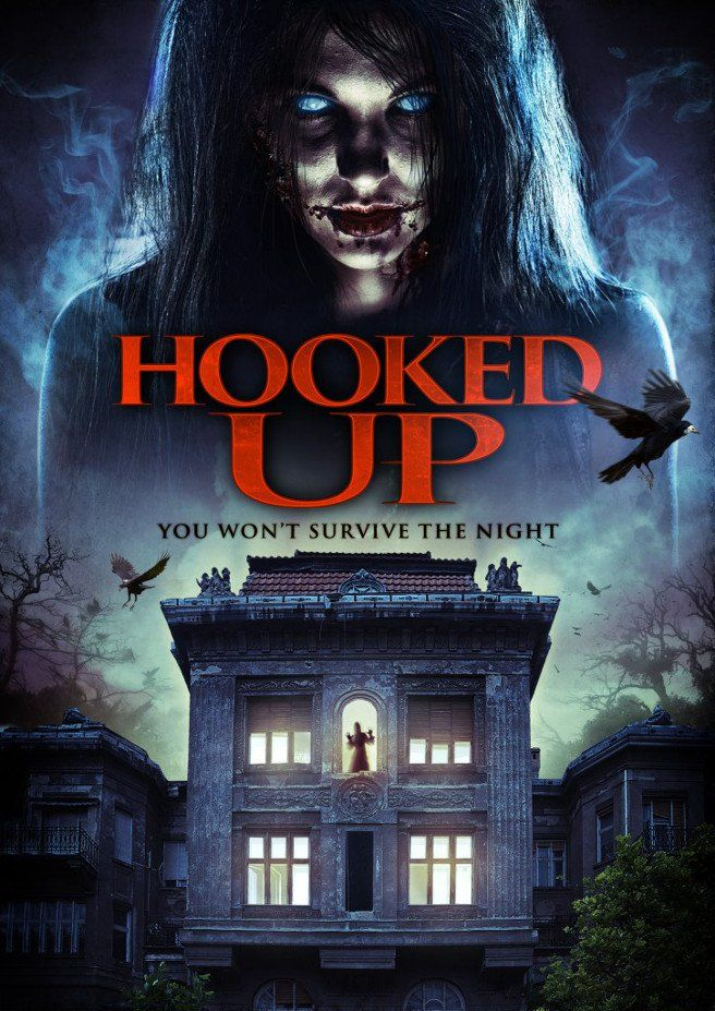 Pablo Larcuen's Hooked Up (2013) is an iPhone-shot found footage that was filmed way back in 2013. Now the horror film is making it's way onto DVD on June 9, 2015 and on VOD this upcoming April 7, 2015. We can thank Uncork'd Entertainment for getting this film released. I really like the trailer and will be making time to see the full movie soon. Starring in Hooked Up are Jonah Ehrenreich, Julia Molins and Stephen Ohl.