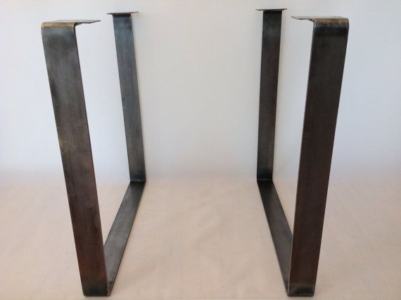 Best 25 table legs ideas on pinterest diy table legs for Square iron table legs