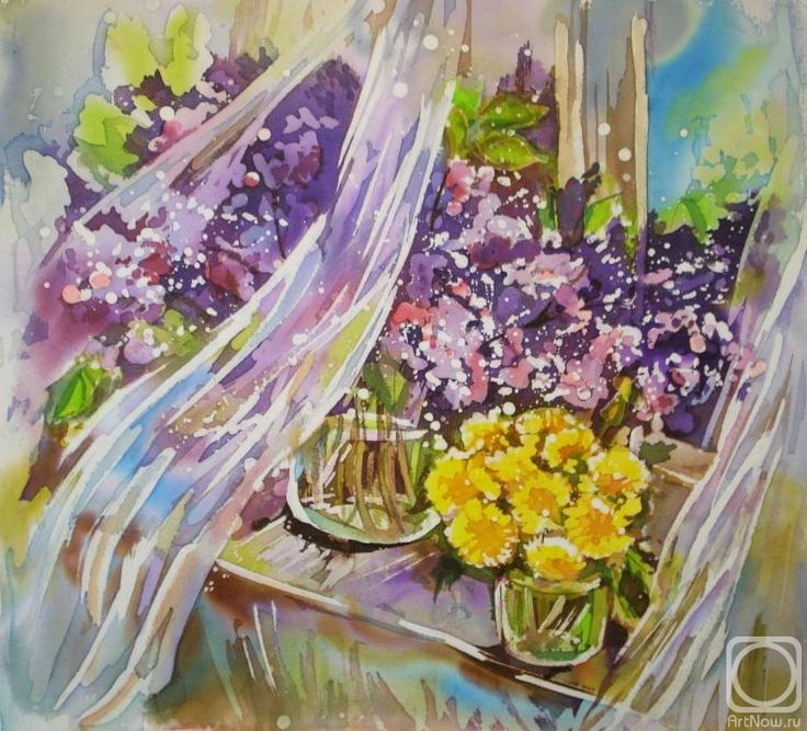 Рипа Елена. Майские цветы