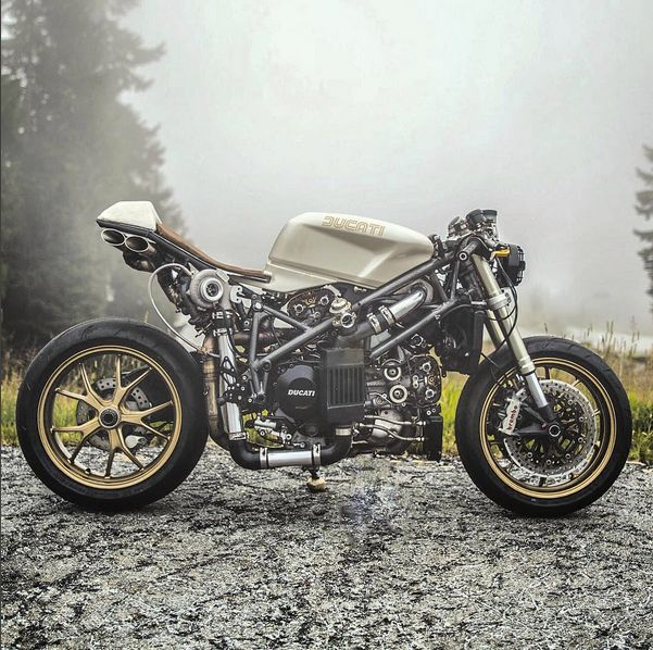 "skililo: ""Ducati 848 turbo from http://www.kineticmotorcycles.com """