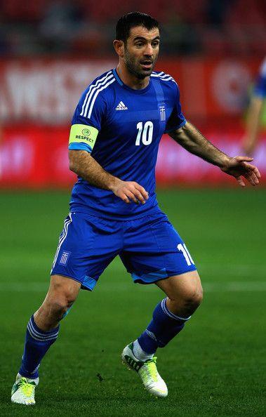 KARAGOUNIS, Giorgos | Midfield | Fulham (ENG) | no twitter | Click on photo to view skills