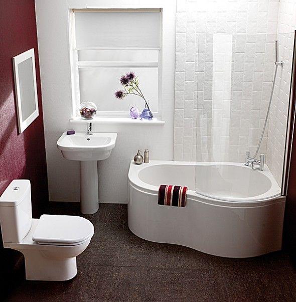 bath idea for small bathroom