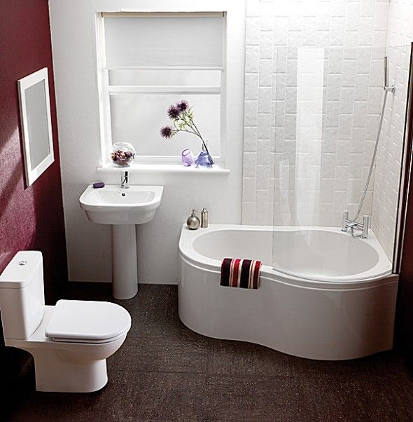 bath idea for small bathroom