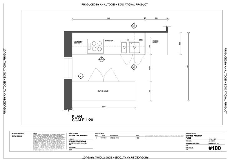 Autocad Kitchen Design Photo Decorating Inspiration