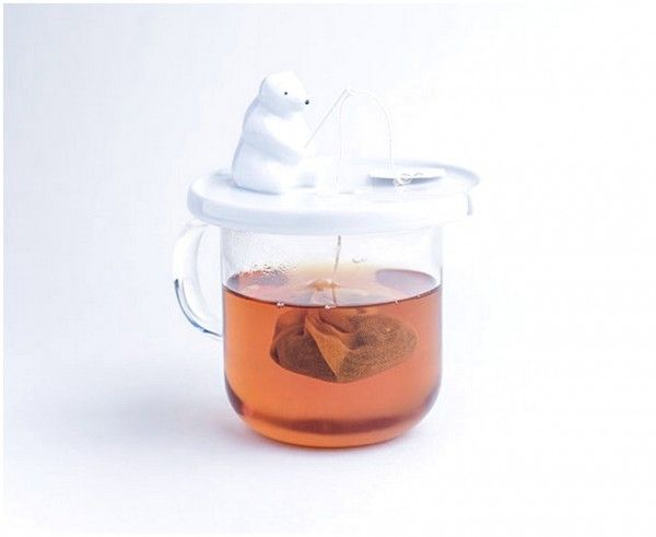 fun tea infusers Tea Infuser Creative Design bear