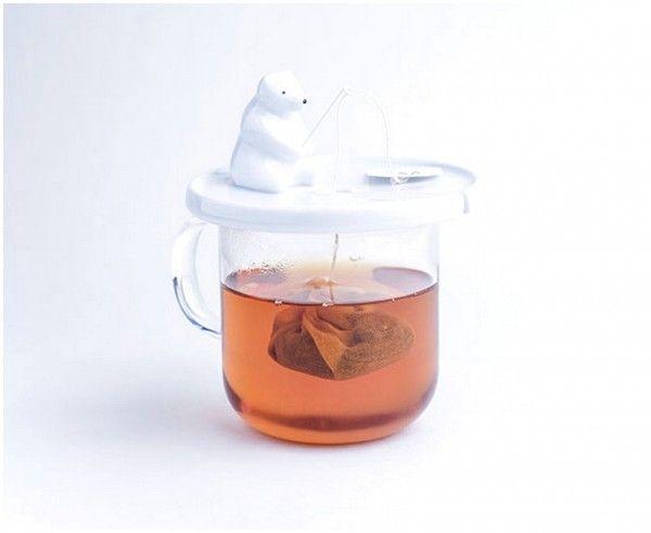 fun tea infusers Tea Infuser Creative Design bear