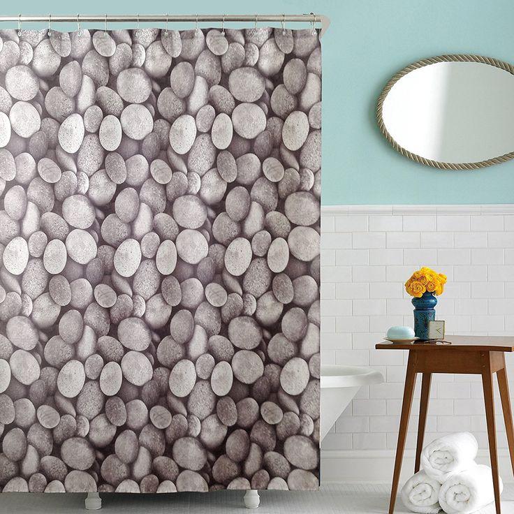 Waterproof fabric shower curtains - 11 Best Bathroom Accessories