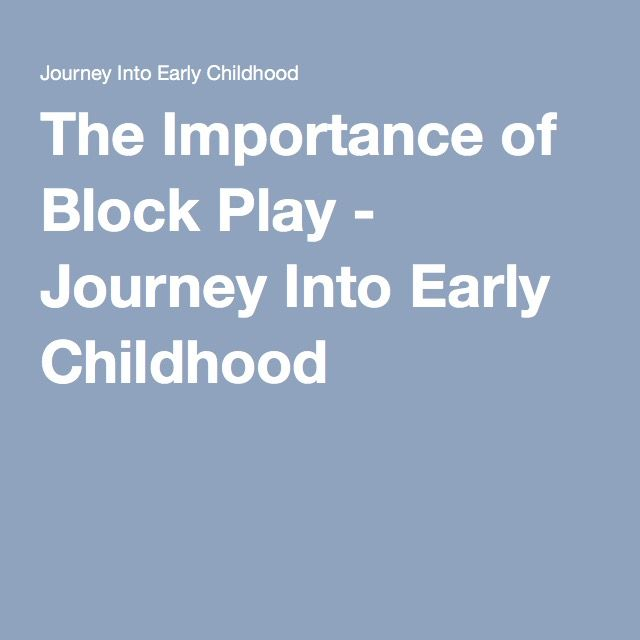 nature and role of play in early childhood The concepts that young children learn from water play are essential for early childhood educators to be aware of that shape plays a role in floating and sinking for example science concepts young children learn through water play.