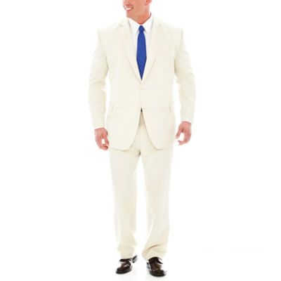 Stafford® Travel Stone Suit Separates - Big & Tall Jacket