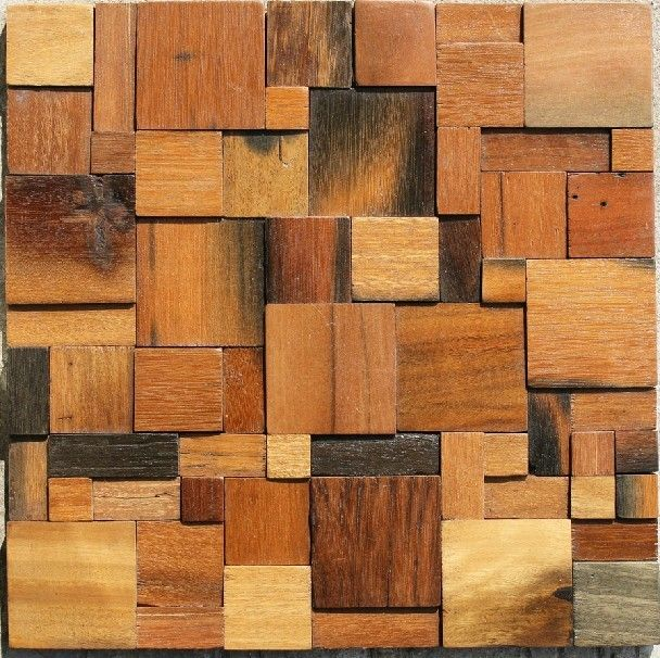 3d tile backsplash 3d tile backsplash natural wood modaic tile wood mosaic pattern 3d wall Backsplash wall tile