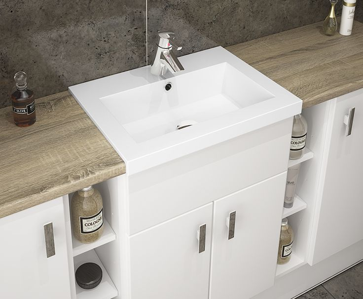 Alpine - Our easy to fit Breeze sit-on basin complements Alpine perfectly.