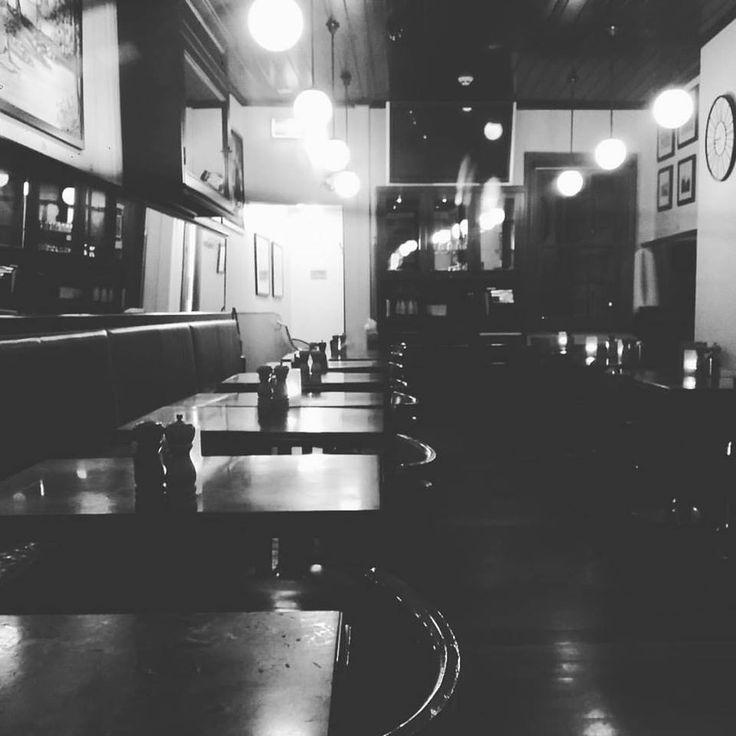 The Rocks Cafe, Sydney.