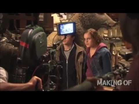 Harry Potter - Bloopers - YouTube