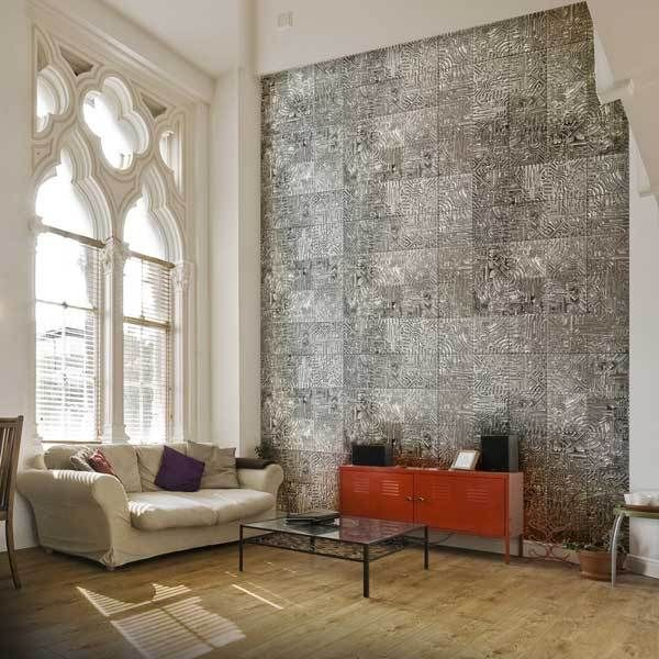 Metropolis Series | ALUMINIUM WALL TILES By David Umemoto, Via Behance. Wall  FinishesLiving Room ... Part 77