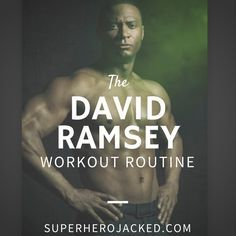 David Ramsey Workout