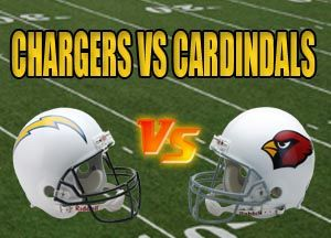 San Diego Chargers vs Arizona Cardinals NFL Live Stream