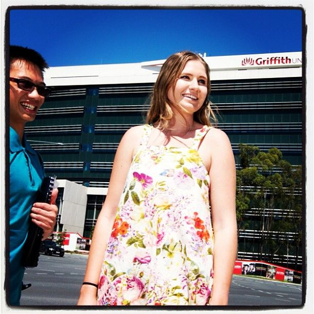 Griffith Health Institute (G40) Gold Coast campus. Griffith was created to be a new kind of university. #newgriffith