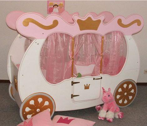 Cama carruaje princesa pesquisa google girl 39 s bedroom - Cama princesa nina ...