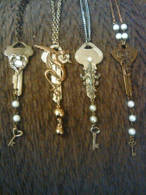 Repurposed keys