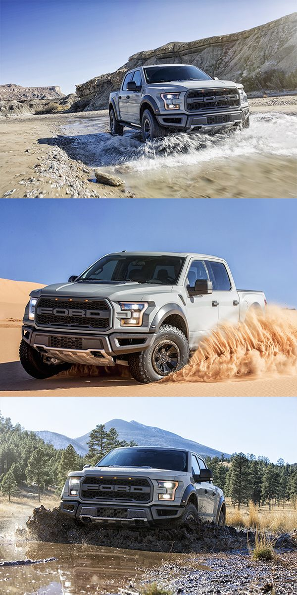 Ford F-150 Raptor SuperCrew