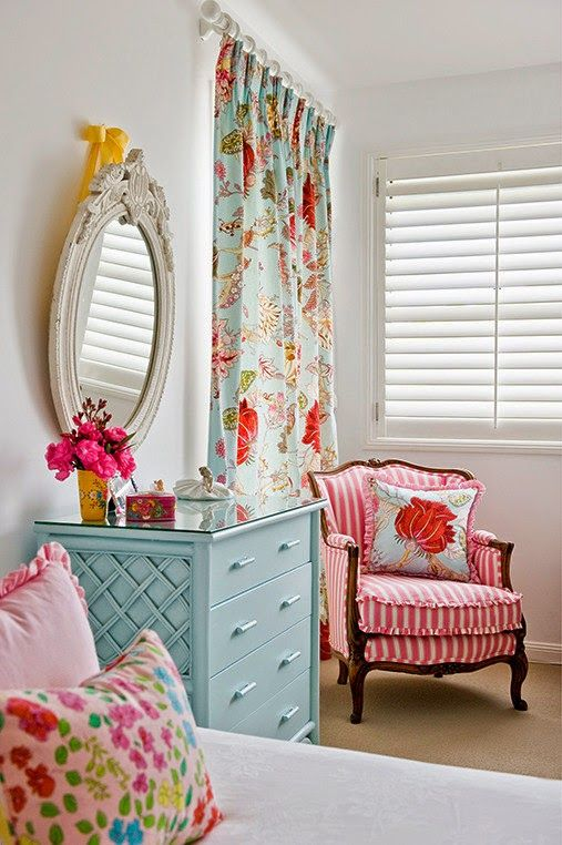 Lee Caroline   A World Of Inspiration: French Country Cottage Appeal, With  A Modern · French Bedroom DecorGirls Bedroom ...