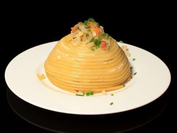 Bucatini gefüllt und gebacken | Kochpoetin