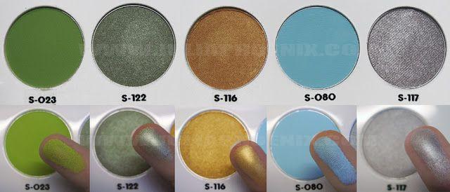 KRYOLAN   Sombras Mates y Satinadas, Lapiz de ojos, Skinliner y Shimmering Foundation