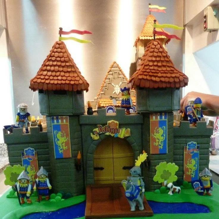 Playmobil Cake Pops