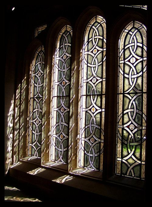 mererecorder:    Stained Glass - Medieval styleby~Hakuba