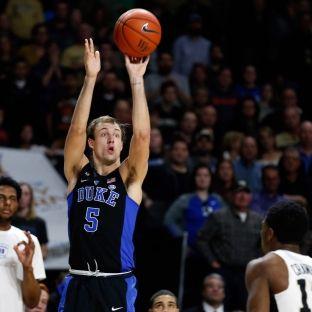 Duke basketball: Luke Kennard goes off for 30-point half, game-winner  in win over Wake Forest 85-83 (01-30-17)