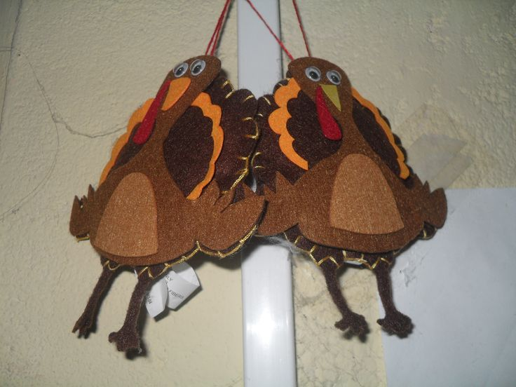 Natalie's Thanksgiving decorations