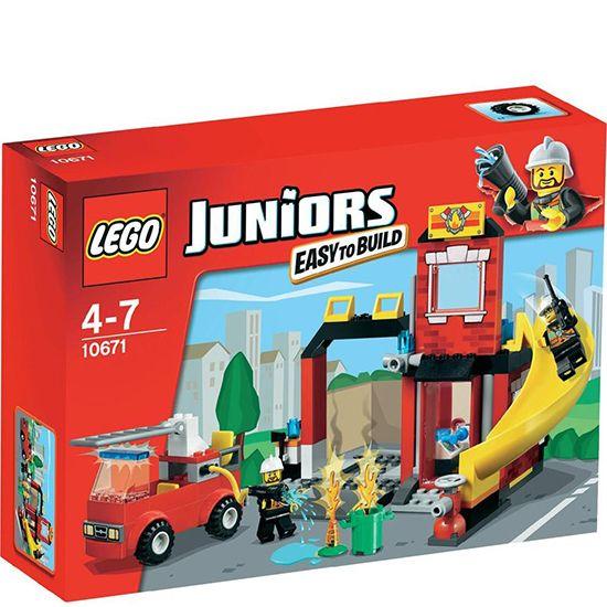 好盒 现货即发 乐高LEGO 紧急火警 10671 积木小拼砌师入门初级-淘宝网