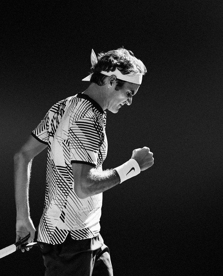 Federer2017 AO champion