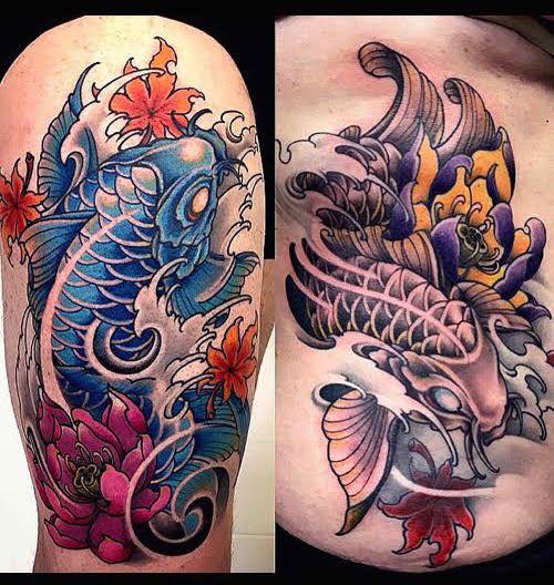 Amsterdam tattoo artist Kimihito