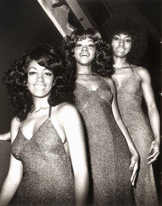 "superseventies: ""The Three Degrees, uma banda feminina de RnB. ""   – Favorite Group/Duo"
