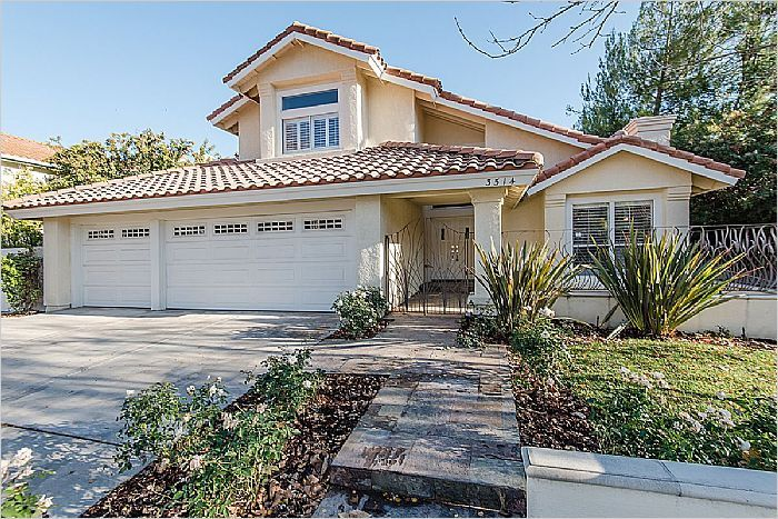 $1,149,500 - Westlake Village, CA Home For Sale - 3514 Three Springs Drive -- http://emailflyers.net/45532